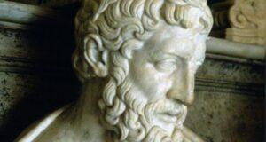 Epicurus teaching